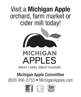 Michigan Apple Committee Ad