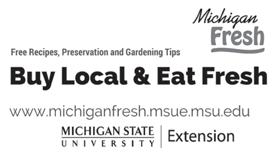Michigan Fresh Ad