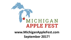Michigan Apple Fest Ad