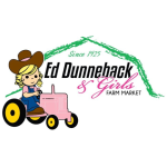 Ed Dunneback & Girls Farm Photo