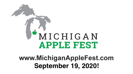 Michigan Apple Fest - September 19, 2020