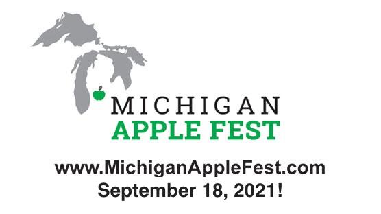 Michigan Apple Fest - September 18, 2021