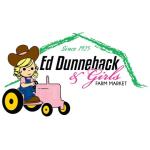 Ed Dunneback & Girls Farm Photo